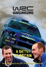 World Rally Championship - Official review 2001 (New DVD) FIA WRC McRae Burns