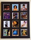 """PRINCE DISCOGRAPHY PICTURE MOUNTED 14"""" By 11"""" READY TO FRAME"""