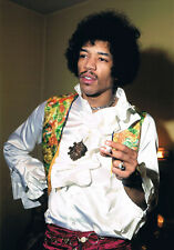 Jimi Hendrix  Photo Print 13x19""