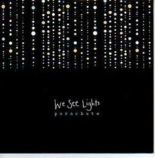 (506A) Parachute, We See Lights - DJ CD