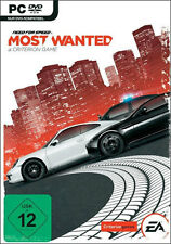 PC Computer Spiel * Need for Speed Most Wanted 2012 NFS *****************NEU*NEW