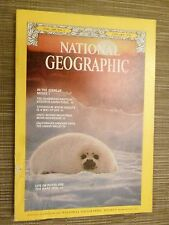 National Geographic- LIFE OR DEATH FOR THE HARP SEAL - JANUARY 1976