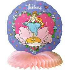 THUMBELINA VINTAGE HONEYCOMB CENTERPIECE ~ Birthday Party Supplies Decorations