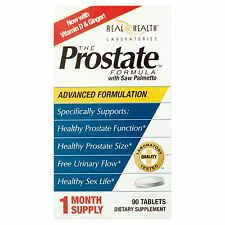 Real Health Laboratories The Prostate Formula Dietary Supplement Tablets...