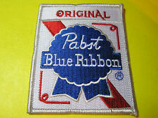 BEER PATCH PABST BLUE RIBBON ORIGINAL BEER LOOK AND BUY NOW*