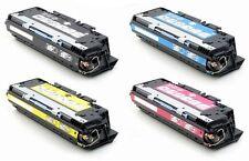 HP 309A 3500 HP 3550 TONER SET Q2670A Q2671A Q2672 Q2673A