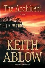THE ARCHITECT Keith Ablow 1st Edition 2005 Mystery Hardcover & Dust Jacket