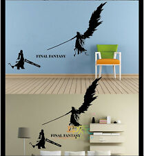 Final Fantasy IX FF 9 WALL STICKERS bedroom Bed Stickers Decal Cosplay