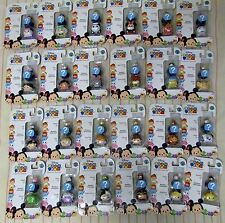 Disney Tsum Tsum Series 4 Vinyl Set 24 Stack 'Em packs of 3 - 72 FIGURES! NEW!