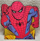 1966 AMAZING SPIDER-MAN 45 RPM RECORD Set w SPIDER-MAN SLEEVE Marvelmania Rare