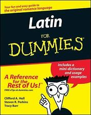 Latin for Dummies® by Clifford A. Hull, Steven R. Perkins and Tracy Barr...