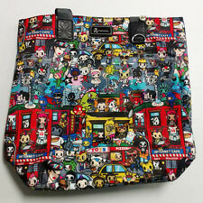 Tokidoki Shopper Tote Bag New York City Donutella New