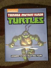 Teenage Mutant Ninja Turtles LEONARDO 1:6 scale MONDO Collectible Figure TMNT