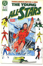 ♥♥♥♥ YOUNG ALL-STARS • Issue 4 • DC Comics