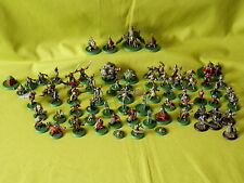 WARMACHINE JOB LOT 72 X WELL PAINTED METAL MODELS