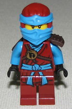 Lego New Nya Ninjago Female Ninja Minifigure From Set 70596