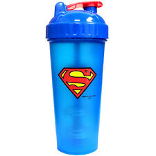 PerfectShaker Hero Series Superman 28oz Shaker Cup- blender mixer bottle pe