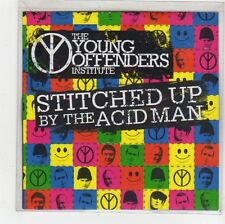(FS746) The Young Offenders Institute, Stitched Up By The Acid Man - DJ CD