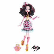 Monster High Doll Shriekwrecked Draculaura Daughter of Dracula New