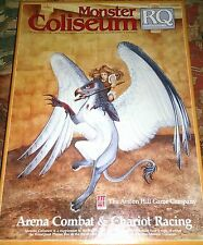 Avalon Hill's Monster Colliseum Runequest expansion
