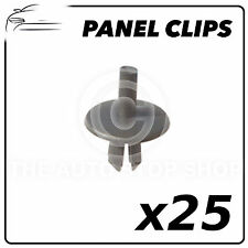 Panel Clip Plastic Nuts For Tapping Screws Peugeot 307 Pack of 25 10810