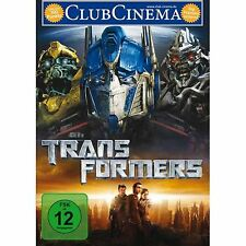 Transformers - Michael Bay - Megan Fox - DVD - OVP - NEU