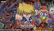 YuGiOh Duelist Kingdom Chibi Joey Full Size Official Playmat