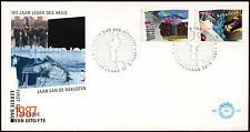 Netherlands 1987 Salvation Army FDC First Day Cover #C27905