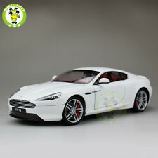 1:18 Scale Aston Martin DB9 Coupe Diecast Car Model Welly 18045 White