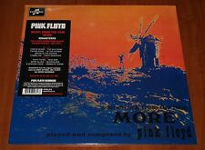 PINK FLOYD MORE SOUNDTRACK OST LP REMASTERED ANALOGUE TAPES 180g VINYL 2016 New