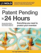Patent Pending in 24 Hours by Richard Stim and David Presman (2015, Paperback)