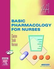 Basic Pharmacology for Nurses by Bruce D. Clayton, Renae D. Harroun and...