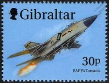 RAF PANAVIA TORNADO F3 Aircraft Stamp (Gibraltar)