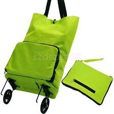 Large capacity Shopping Bag on Wheel Lightweight Roller Portable Luggage Bag