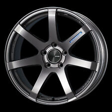 "ENKEI PF07 18x8"" Racing Wheel Wheels 5x100/112/114.3 Offset 35/45/50 Dark Silver"