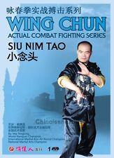 Wing Chun Actual Combat Fighting Series Siu Nim Tao DVD