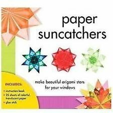 Paper Suncatchers : Make Beautiful Origami Stars for Your Windows by...
