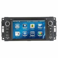 Car DVD Player GPS Navi Radio for Jeep Grand Cherokee Commander DODGE CHARGER