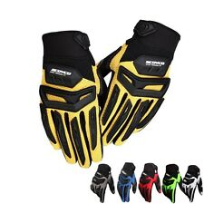Full Finger Racing Gloves Motorcycle Protective Gear Motocross SCOYCO MX54