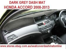 DASH MAT, DASHMAT, DASHBOARD COVER FIT HONDA ACCORD 08-12, GREY
