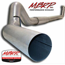 """MBRP S61120AL 5"""" TURBO BACK EXHAUST 1994-2002 DODGE RAM 2500 3500 5.9L WITH TIP"""