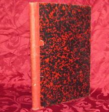 Libro Illustrato Senza Famiglia I Viaggi di Remi Romanzo Hector Malot 1892 Raro