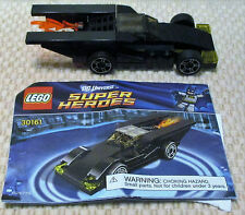 LEGO, SUPER HEROES, BATMOBILE (30161). WITH  MANUAL . (6348)