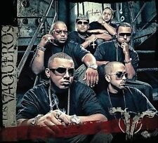 Los Vaqueros by Wisin & Yandel (CD, Brand New Factory Sealed !