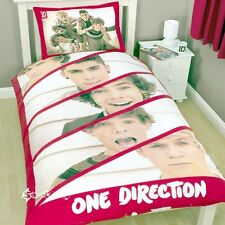 One Direction 1D Boyfriend Single Panel Duvet Cover Bed Set Gift Take Me Home