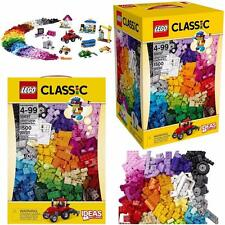 Lego 10697  Large Creative Set TWO Box 3000 Pieces 39 Colors Special Sealed NEW