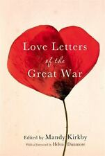 Love Letters of the Great War, Kirkby, Mandy, New Books