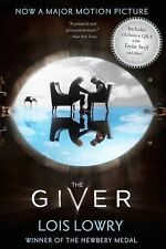 Giver Quartet Ser.: The Giver 1 by Lois Lowry (2014, Paperback, Movie Tie-In)