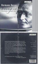 CD--VOLKER MICHELS, HERMANN HESSE UND SIEMEN RÜHAAK ---TRAUMGESCHENK. CD: BETRAC