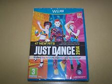 Just Dance 2014 Nintendo Wii U **New & Sealed**